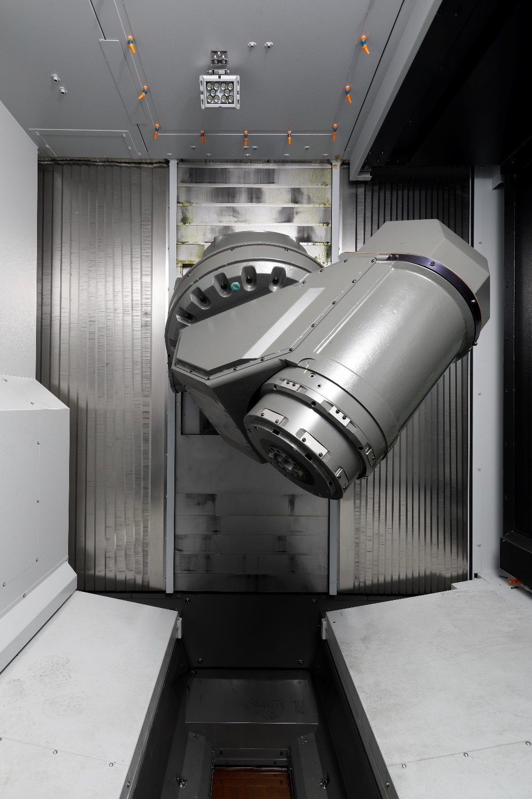 FH630SX-i 5-Axis Spindle