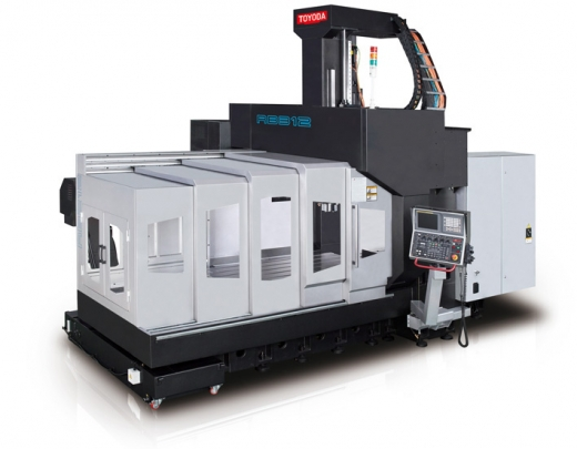 RB312 Bridge Machining Center