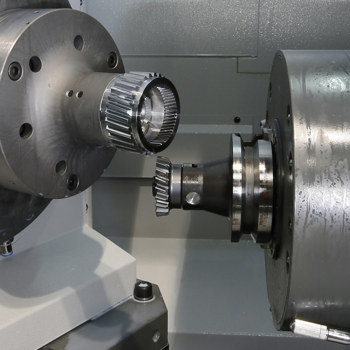 GS300H Gear Skiving Spindle
