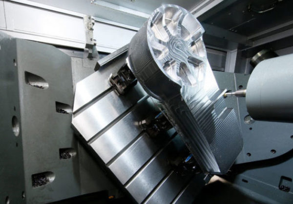FA1050 5Axis Rotary Table Machining Center