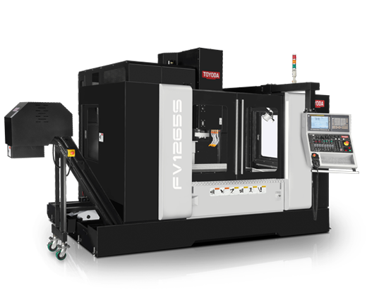FV1265S Toyoda Vertical Machining Centers