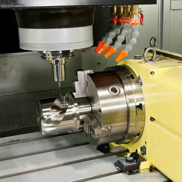 FV series Rotary Table - Toyoda Vertical Machining Centers