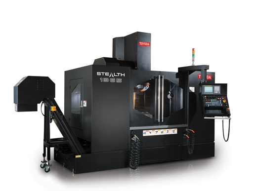 Stealth 1365 - Toyoda Vertical Machining Centers