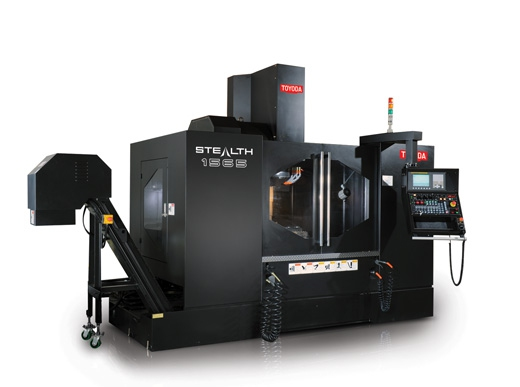 Stealth 1565 - Toyoda Vertical Machining Centers