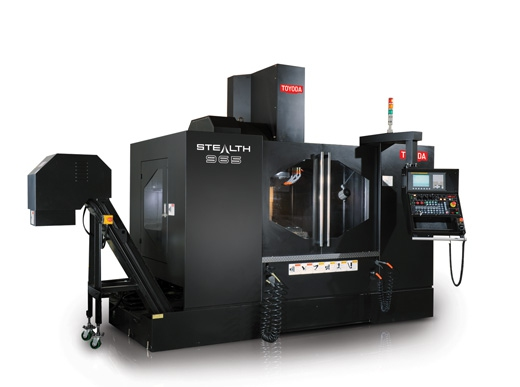 Stealth 965 - Toyoda Vertical Machining Centers