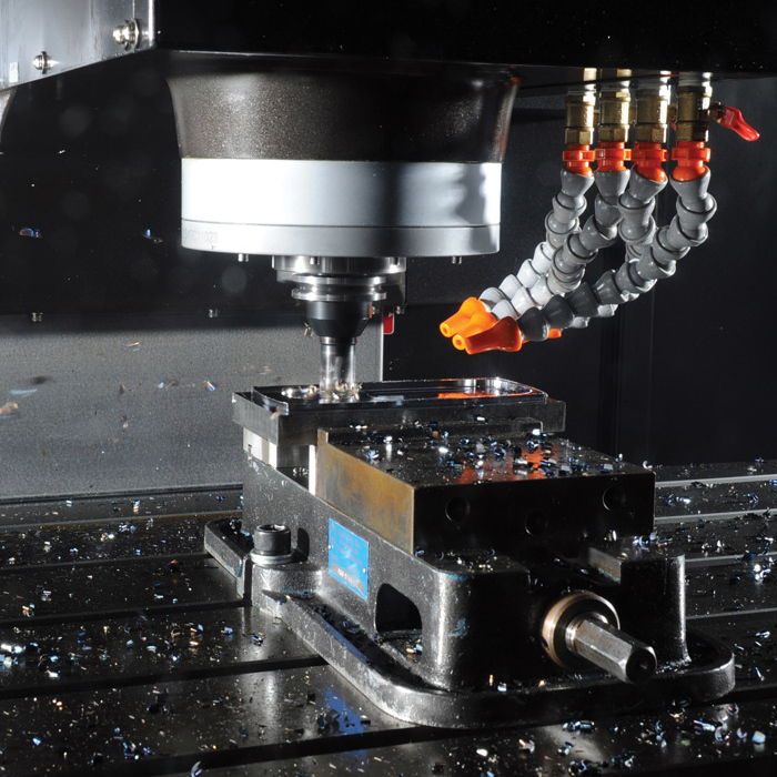 Stealth Series Spindle - Toyoda Vertical Machining Centers