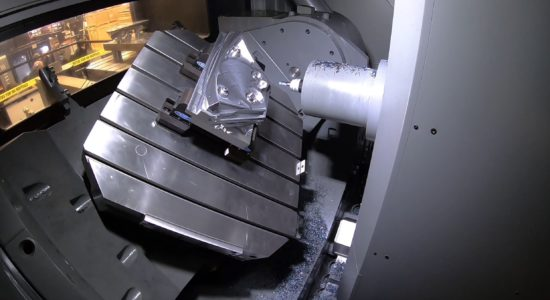 FA1050 5 Axis Video Docking Ring