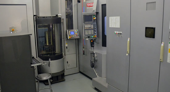 FMS Pallet Automation Judson Smith