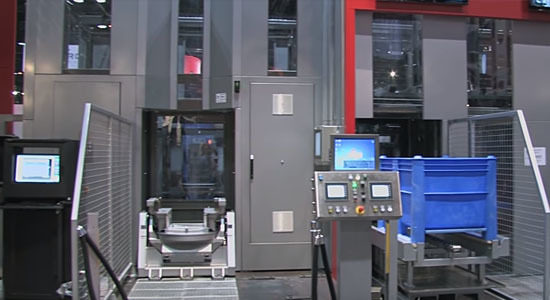 FMS Automation Material Handling