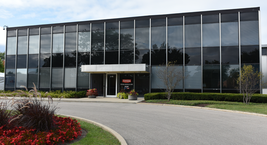 Toyoda Arlington Heights Facility