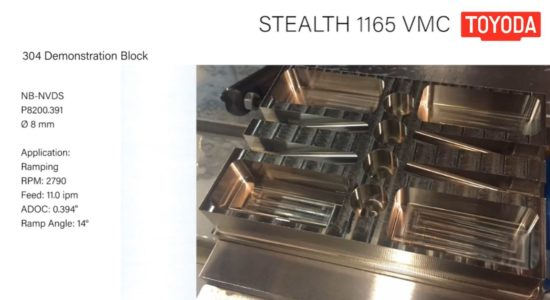 Stealth 1165 304 Demo