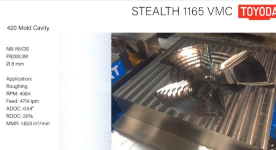 Stealth 1165 420 Demo