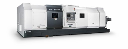 LS1000 Horizontal Turning Center