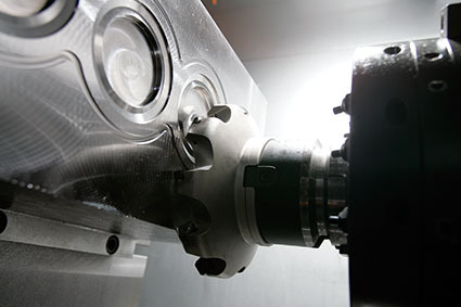Toyoda Machining Center Spindle